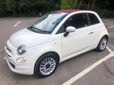 Fiat 500C 1.2 (69bhp) POP STAR (s/s) Convertible 2d 1242cc